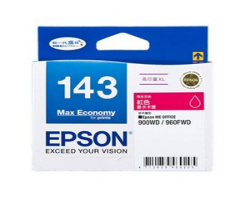 C13T143290 Mực in phun Epson Cyan Ink Cartridge - DFP2 (TBS ,  S size) (ME32 ,  ME320)