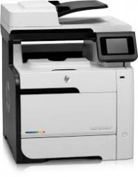 CE863A Máy in Laser màu HP LaserJet 400 Color MFP M475DN (Print, copy, scan, fax, Duplex, network)