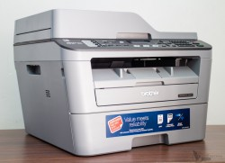 MFC-L2701DW Máy in Laser đa năng Brother MFC-L2701DW (In,scan,copy,fax,in đảo mặt,wifi)
